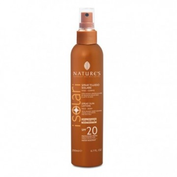 Spray Fluido Solare SPF 20...
