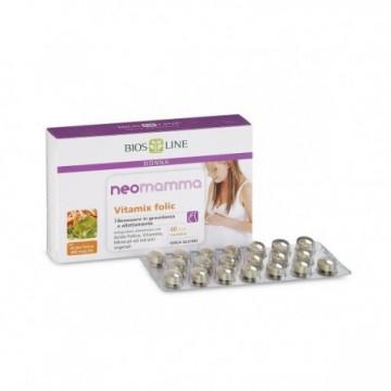 NeoMamma Vitamix Folic Bios...